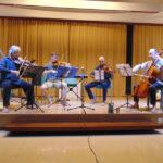 <b>Art for Land - String Quartet concert</b>