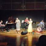 <b>Kirtana's Jazz Ensemble live concert</b>