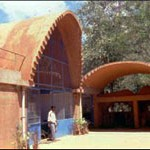 Training Centre of the Auroville Earth Institute
