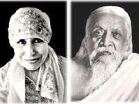 Photographer:   The Mother and Sri Aurobindo