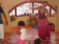 Photographer: | Anna dancing at Nandanam school