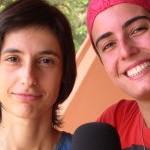 Susana & Mari (from left)