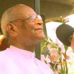 Amadou Mahtar M'Bow former secretary of UNESCO