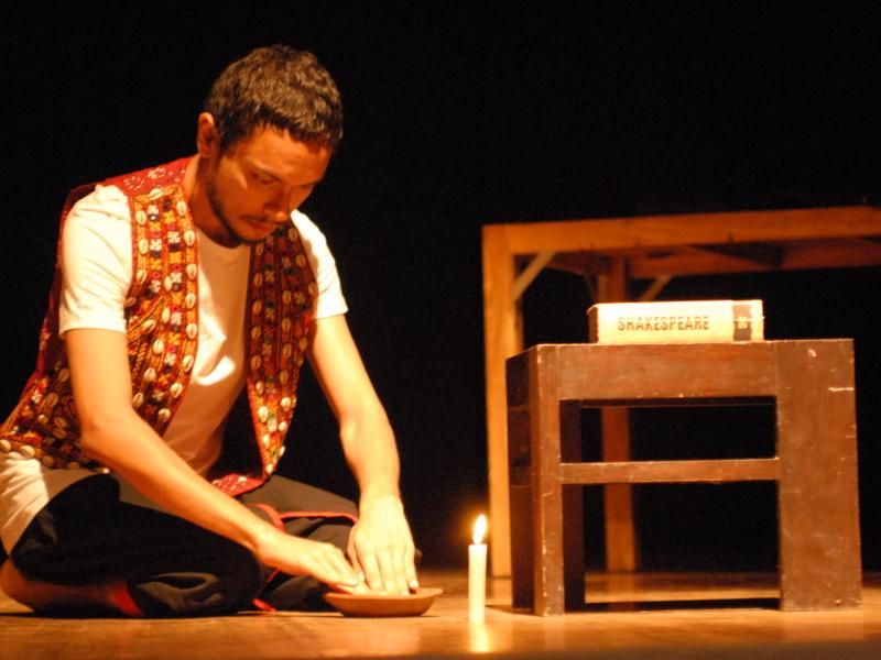 Photographer:   Arka Mukhopadhyay during the play