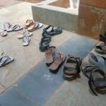 <b>My lost chappals</b>
