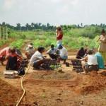 <b>Adhi speaks about Botanical Garden</b>