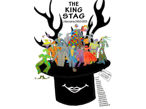 Photographer:   King Stag poster