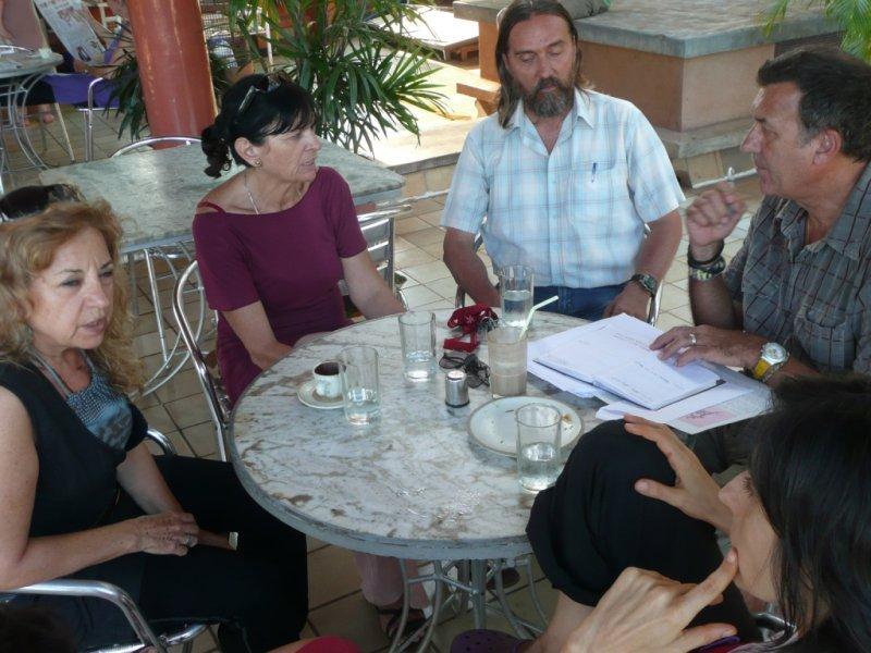 Photographer: | Spanish Meeting at la Terrace
