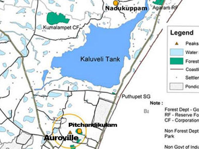 Photographer: | kaluveli map