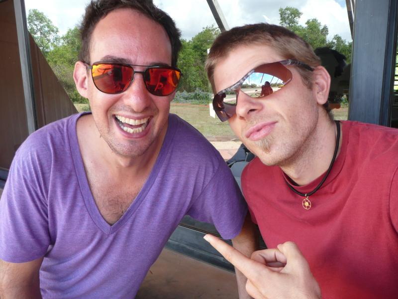 Photographer:   Jonno & Jeremy