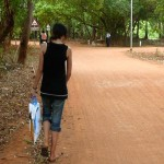 <b>Do you feel safe in Auroville?</b>