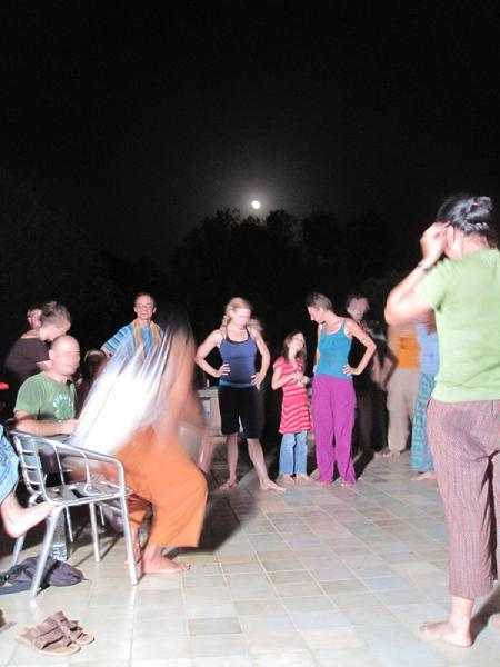 Photographer: | Under the raising moon over Auroville