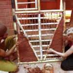 <b>Earth-Bamboo housing experiment</b>