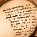 <b>Resources &amp;amp; education</b>
