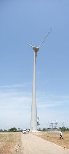 Photographer:   Varuna windmill in Coimbatore