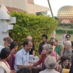 <b>The Strong Message of Auroville</b>