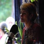 Madame Irina Bokova. Photo Mattia.