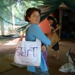 Le sac de l expo sTarT par Marie-Claire