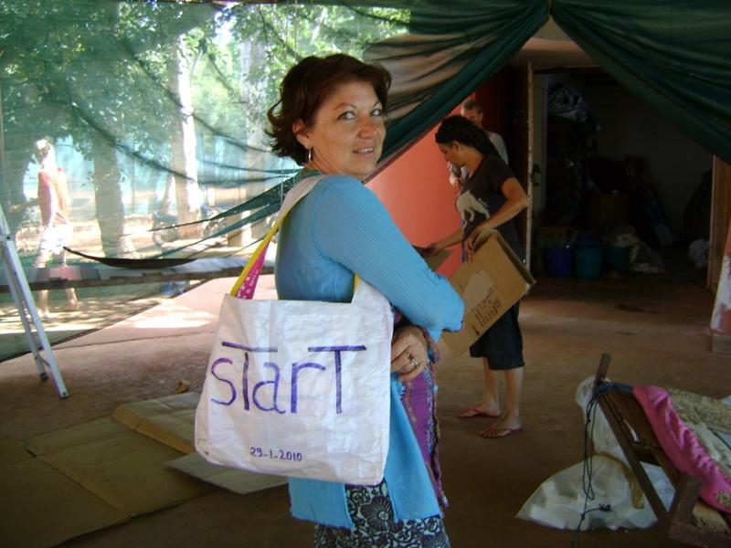 Photographer: | Le sac de l expo sTarT par Marie-Claire