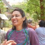 <b>Mallika Sarabhai</b>