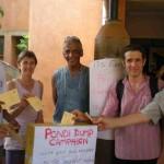 <b>Love letter from Pondi Dump</b>