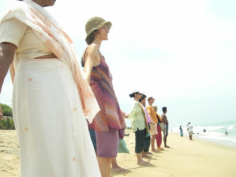 Photographer:Miriam   Hands Across the Sand