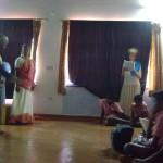Udavi School children