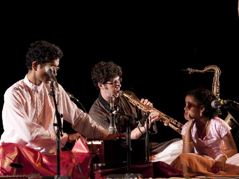 Photographer:Giorgio | Shantanu Bhattacharyya, Jonathan Kay and Mitra Bhattacharyya