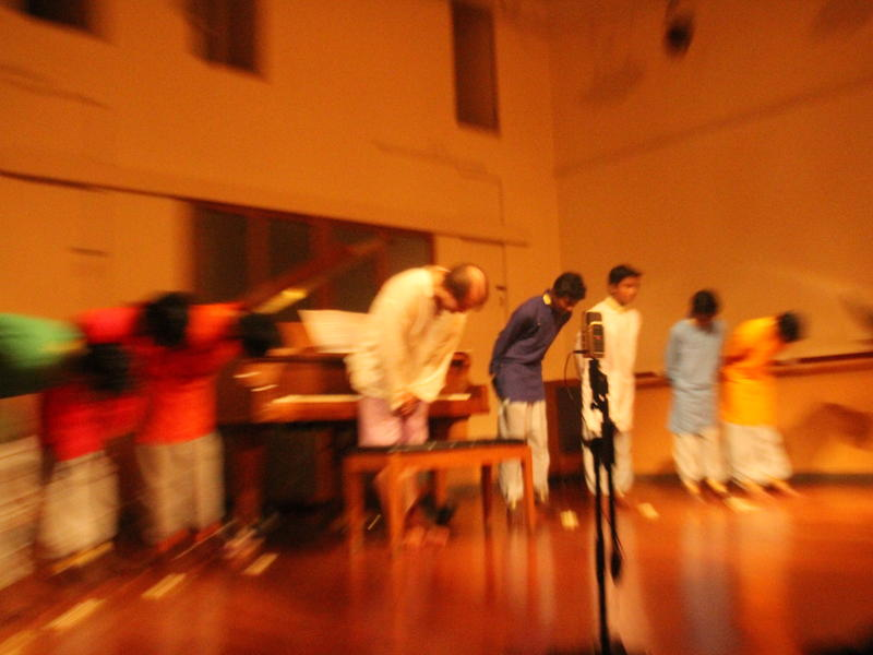 Photographer:Miriam | New Creation Choir applause