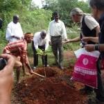 Haile Selassie – Ethiopian Emperor, first world leader to support Auroville