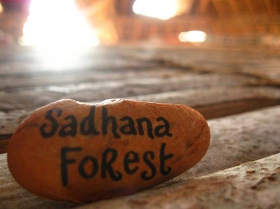 Photographer:internet   Sadhana forest
