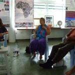 Shivaya, Sandyra and Tekeste