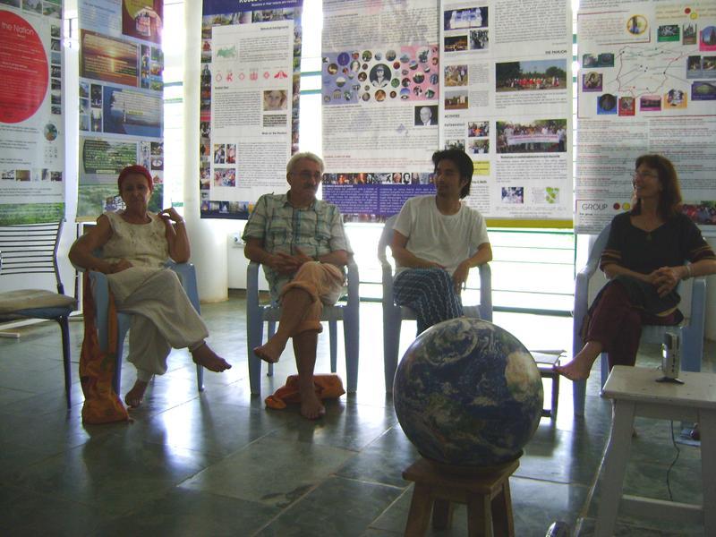 Photographer:Miriam   Paulette, Manohar, Jyoti and Shivaya