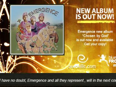 Photographer:web   Emergence - news letter