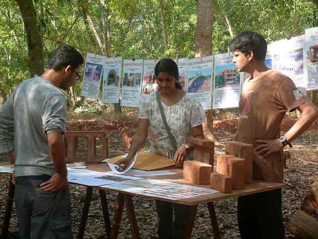 Photographer:web | Auroville Market on Saturday morning