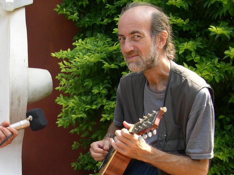 Photographer:Andrea | Maurizio con il suo mandolino