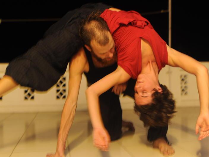 Photographer:Andrea | Irene e Johan in azione