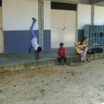 Children's playing