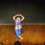 Priyadarshini Govind in action (Photographer: Francesca)