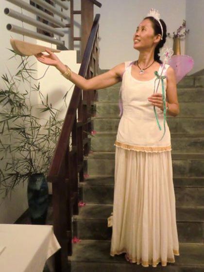 Photographer:Manohar, Miriam | Sarasija - the butterfly