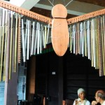 Butterfly -wind chime