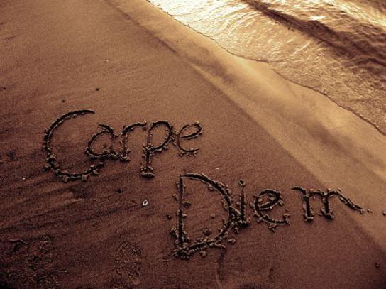 Photographer:Internet - healmyptsd.com | Carpe Diem