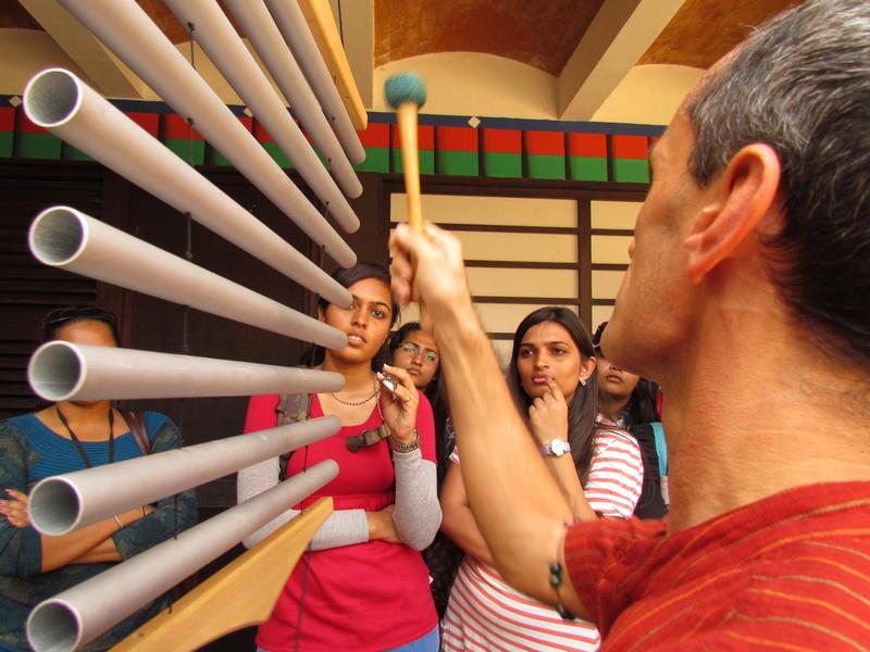 Photographer:Lalit | Exhibition at Pavilion of Tibetan Culture