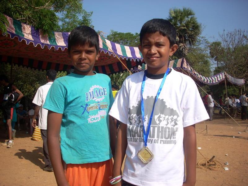Photographer:Andrea | 2 Km for Arun Kumar and Kishor.