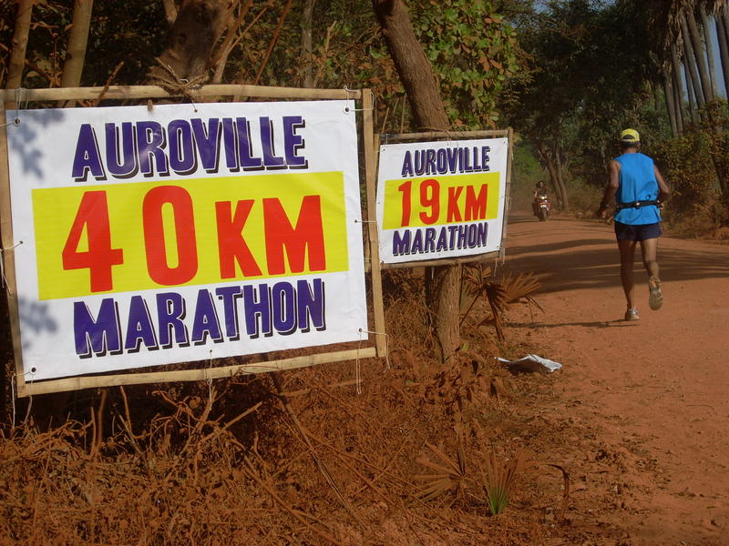Photographer:Andrea | Auroville Marathon 2011