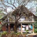Krishna's House