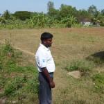 Ayyanar in his fields