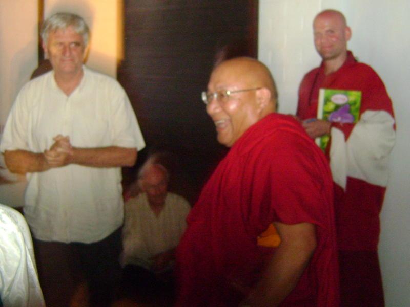 Photographer:Miriam | Khenpo Lodro Donyo Rinpoche