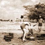 <b>Early Days of Matrimandir</b>