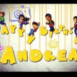 <b>Happy Birthday Andrea</b>